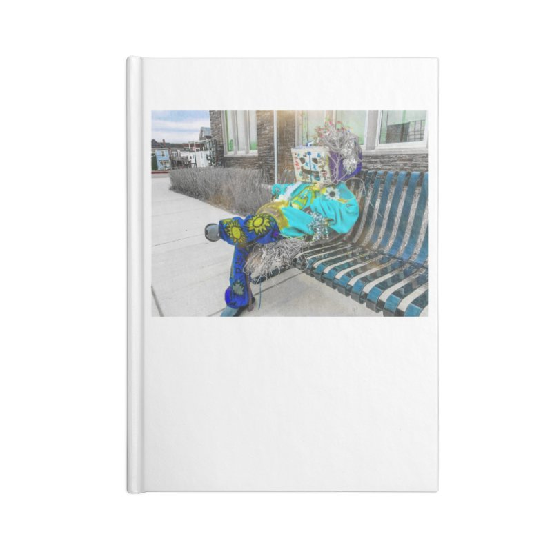 Throne Accessories Notebook by Access Art's Youth Artist Shop