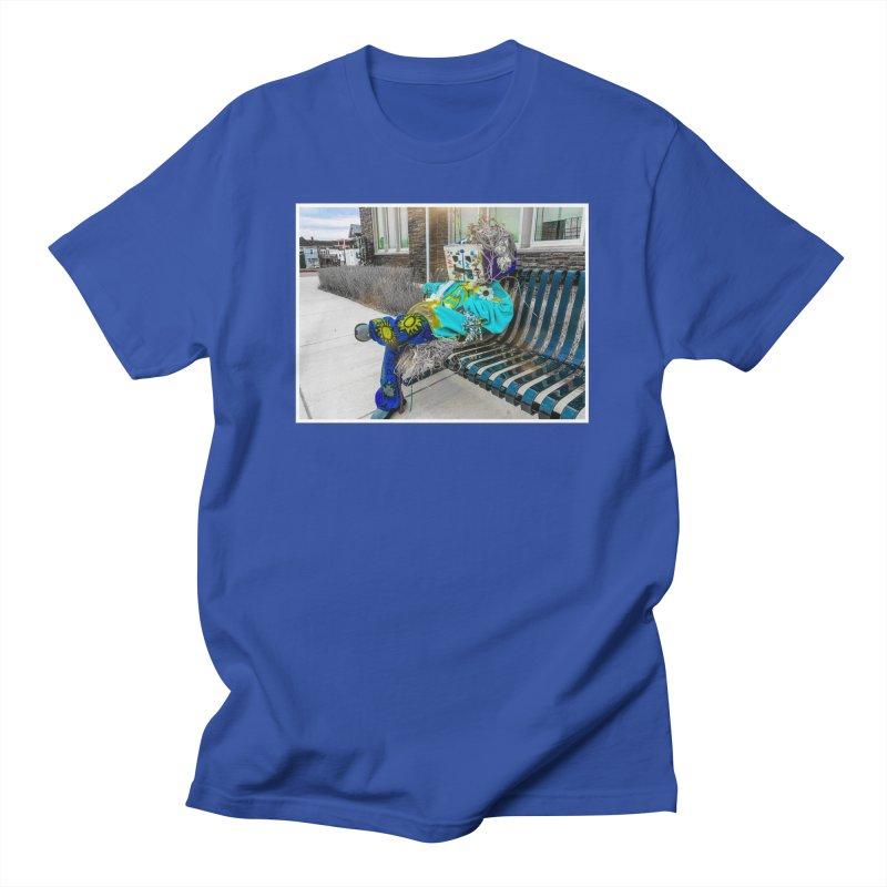 Throne Men's T-Shirt by Access Art's Youth Artist Shop