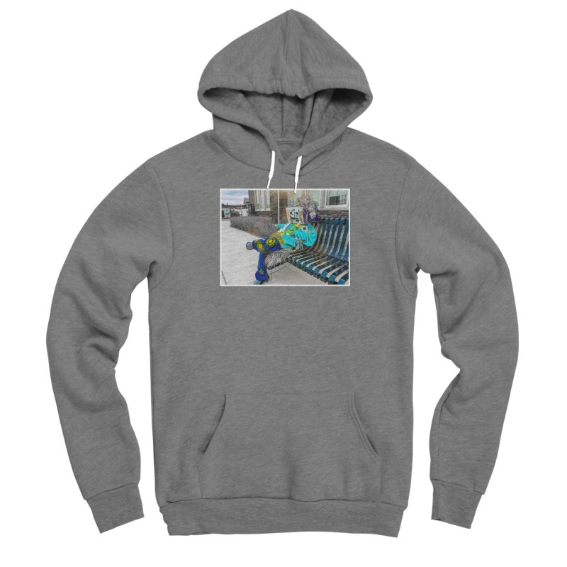Throne Men's Pullover Hoody by Access Art's Youth Artist Shop