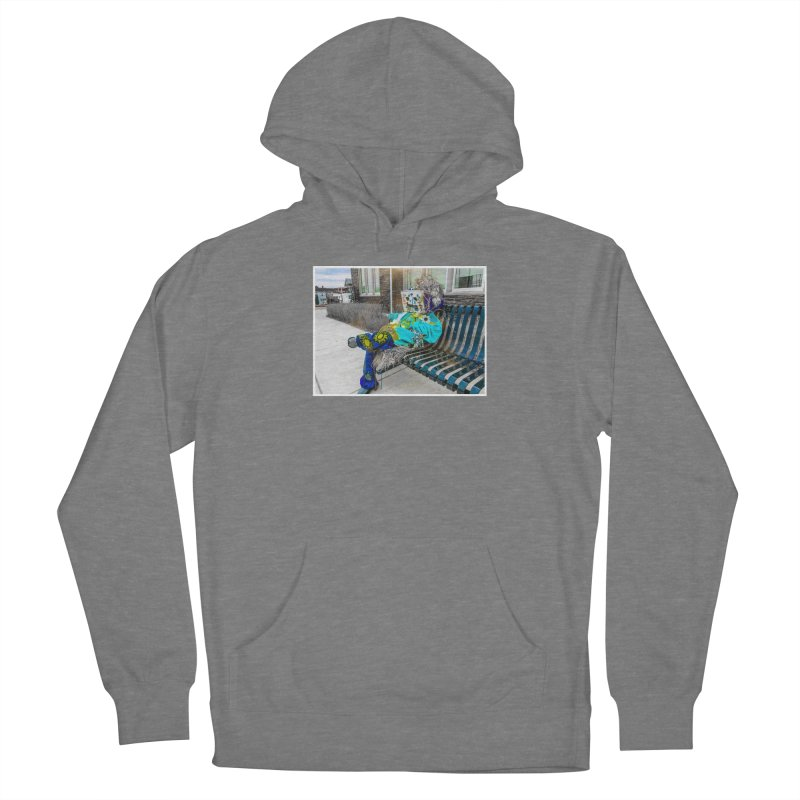 Throne Women's Pullover Hoody by Access Art's Youth Artist Shop