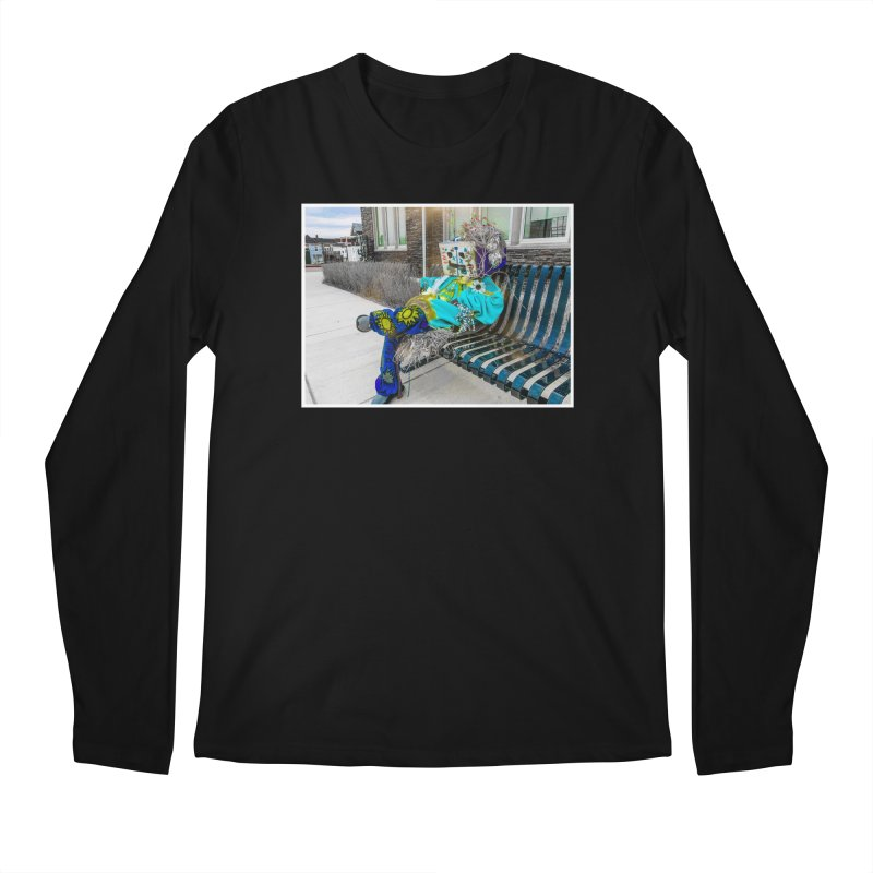 Throne Men's Longsleeve T-Shirt by Access Art's Youth Artist Shop