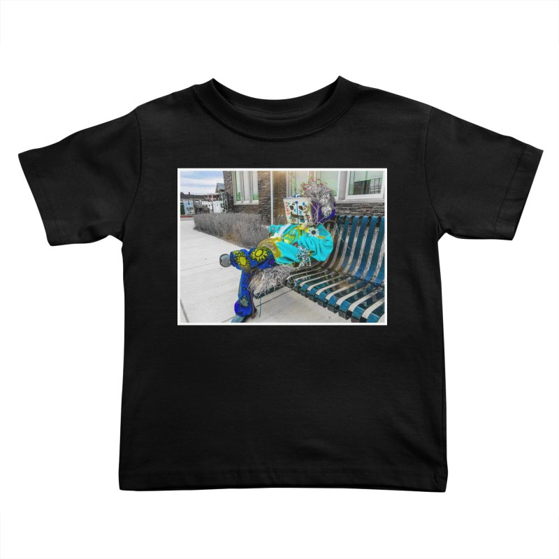 Throne Kids Toddler T-Shirt by Access Art's Youth Artist Shop