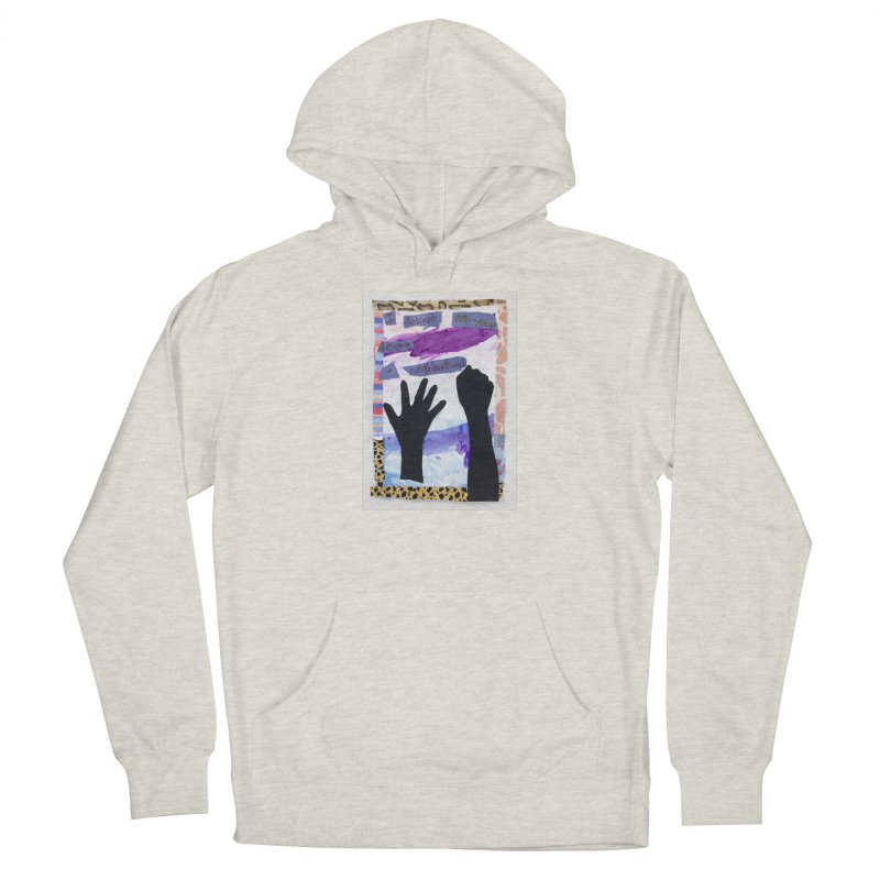 I Believe Women's Pullover Hoody by Access Art's Youth Artist Shop