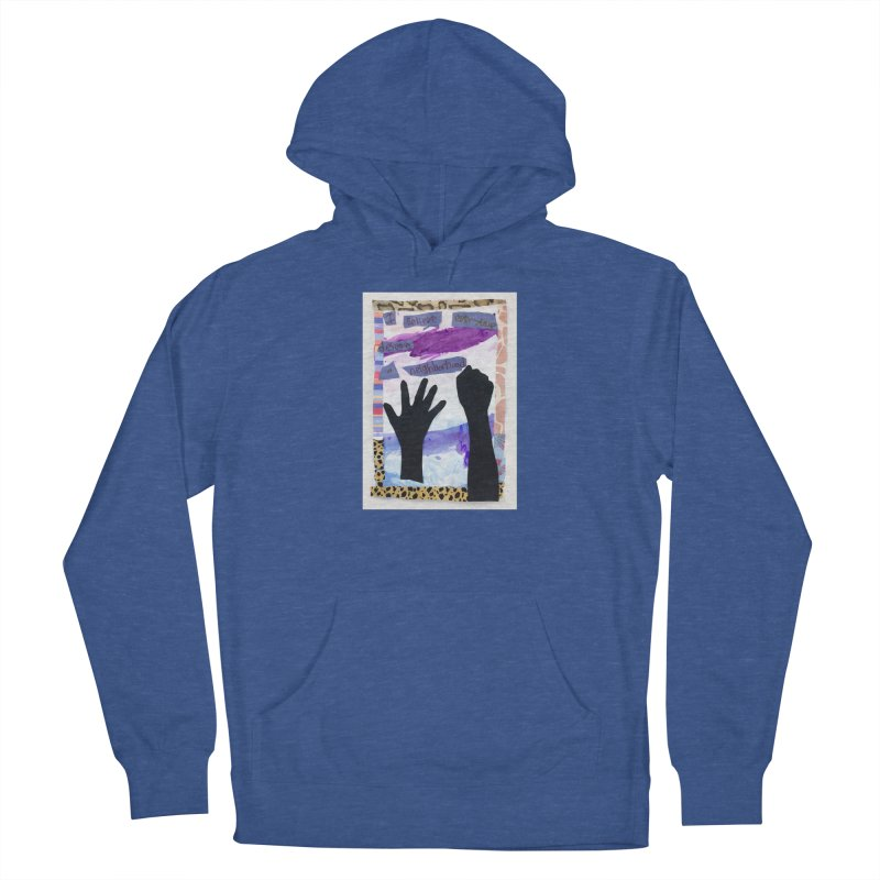 I Believe Men's Pullover Hoody by Access Art's Youth Artist Shop