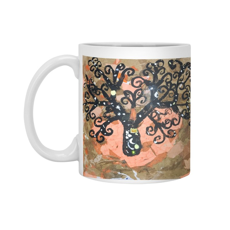 Tree of MY Life Accessories Mug by Access Art's Youth Artist Shop