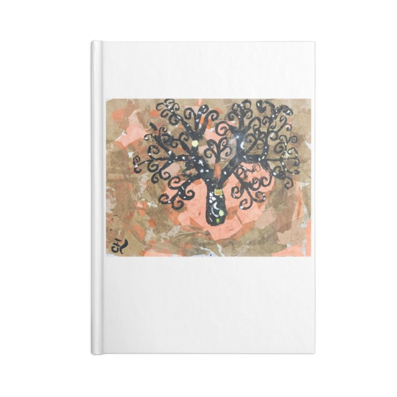 Tree of MY Life Accessories Notebook by Access Art's Youth Artist Shop