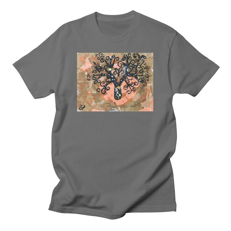 Tree of MY Life Men's T-Shirt by Access Art's Youth Artist Shop