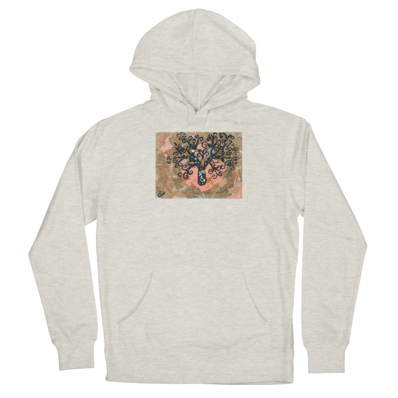 Tree of MY Life Men's Pullover Hoody by Access Art's Youth Artist Shop