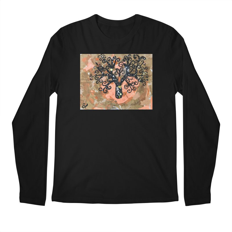 Tree of MY Life Men's Longsleeve T-Shirt by Access Art's Youth Artist Shop