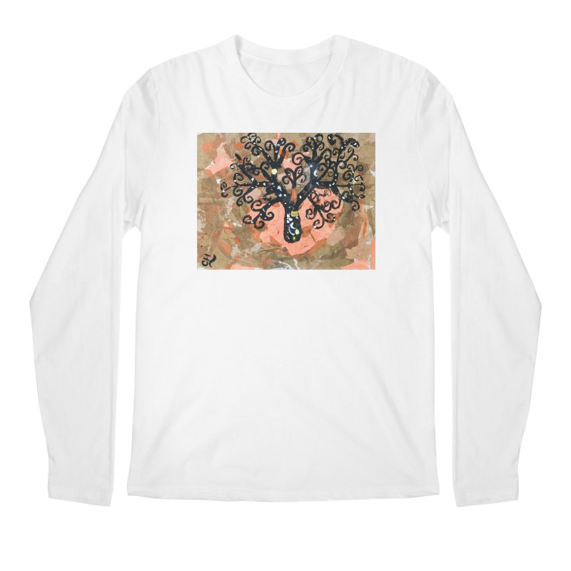 Tree of MY Life Men's Longsleeve T-Shirt by Access Art's Youth Artist Shop