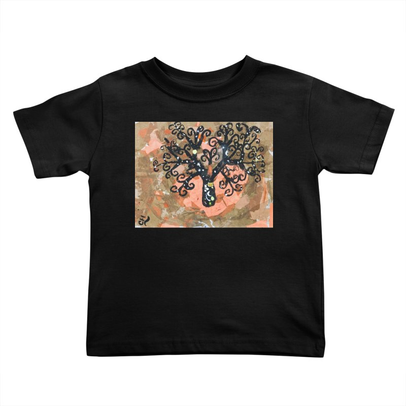Tree of MY Life Kids Toddler T-Shirt by Access Art's Youth Artist Shop