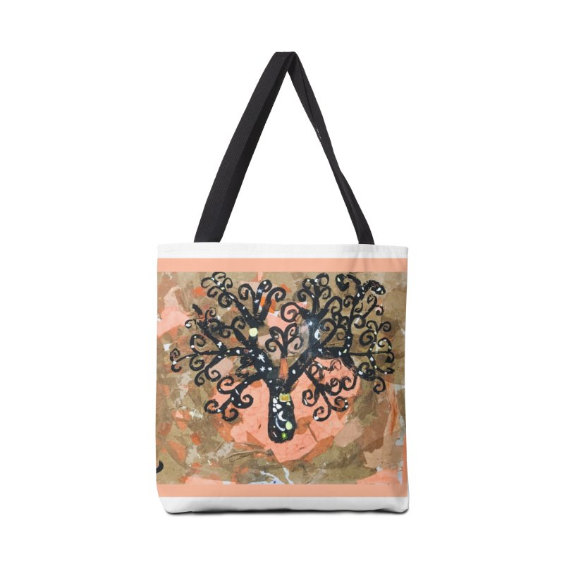 Tree of MY Life Accessories Bag by Access Art's Youth Artist Shop