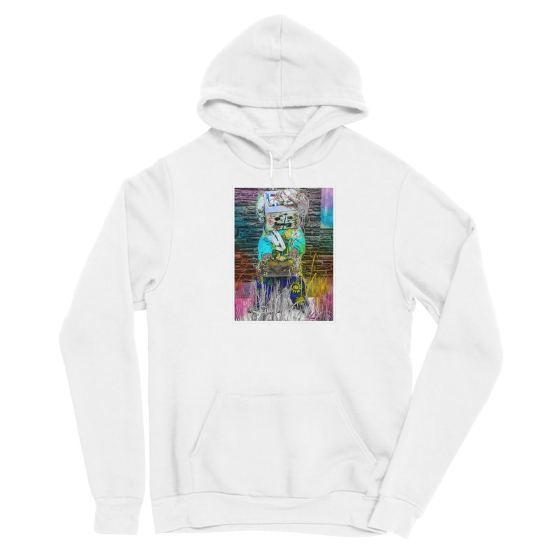 DJ Play My Color Jam Men's Pullover Hoody by Access Art's Youth Artist Shop