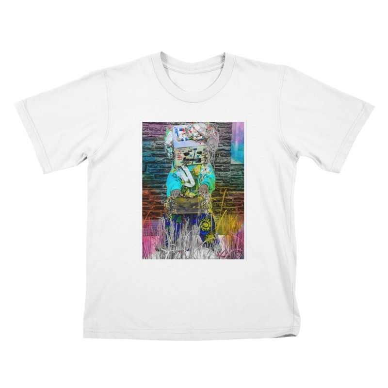 DJ Play My Color Jam Kids T-Shirt by Access Art's Youth Artist Shop