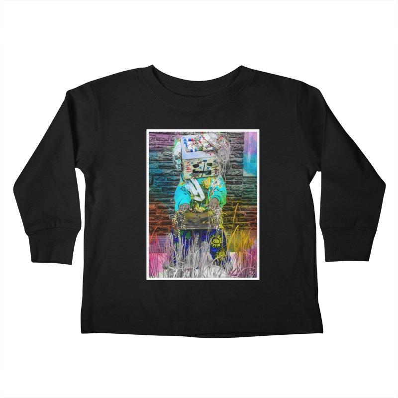 DJ Play My Color Jam Kids Toddler Longsleeve T-Shirt by Access Art's Youth Artist Shop