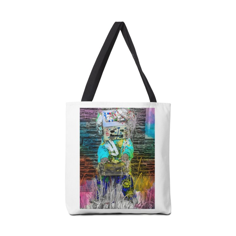 DJ Play My Color Jam Accessories Bag by Access Art's Youth Artist Shop