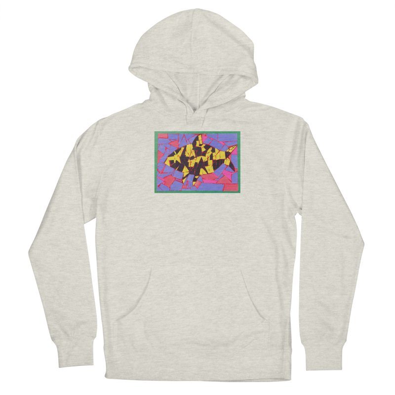 Fragment Fish Men's Pullover Hoody by Access Art's Youth Artist Shop