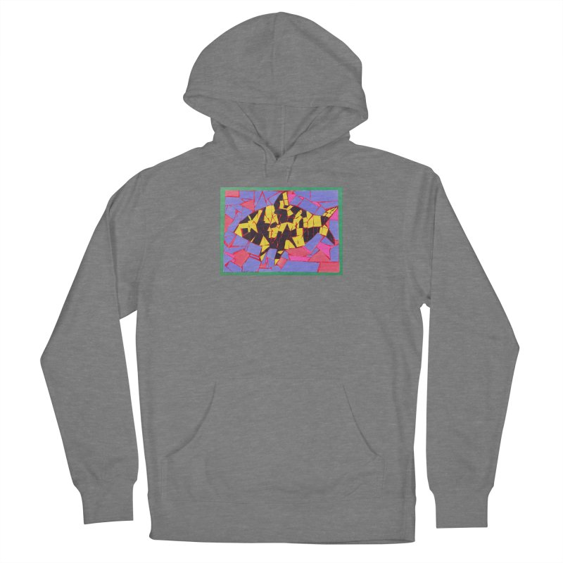Fragment Fish Women's Pullover Hoody by Access Art's Youth Artist Shop