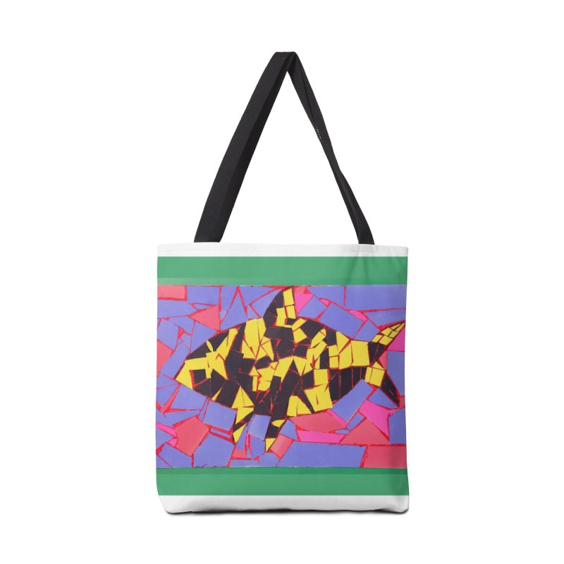 Fragment Fish Accessories Bag by Access Art's Youth Artist Shop