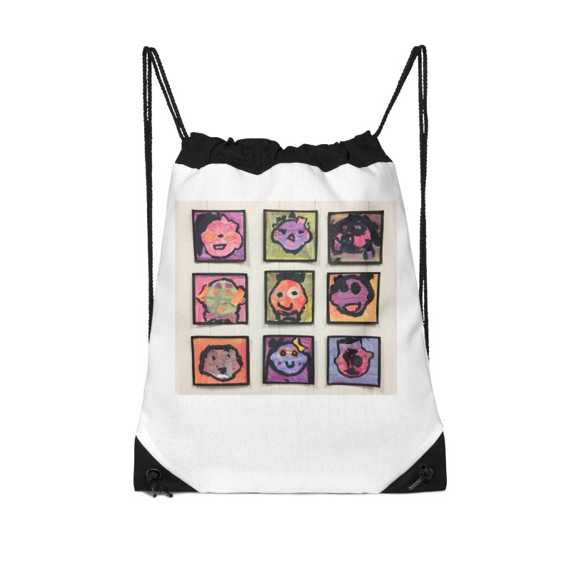 Okay To Be Different Accessories Bag by Access Art's Youth Artist Shop