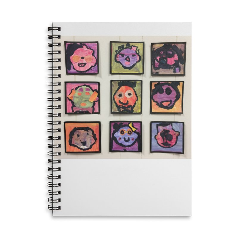 Okay To Be Different Accessories Notebook by Access Art's Youth Artist Shop