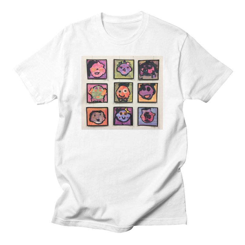 Okay To Be Different Men's T-Shirt by Access Art's Youth Artist Shop