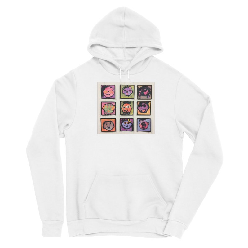 Okay To Be Different Men's Pullover Hoody by Access Art's Youth Artist Shop