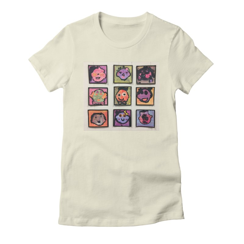Okay To Be Different Women's T-Shirt by Access Art's Youth Artist Shop