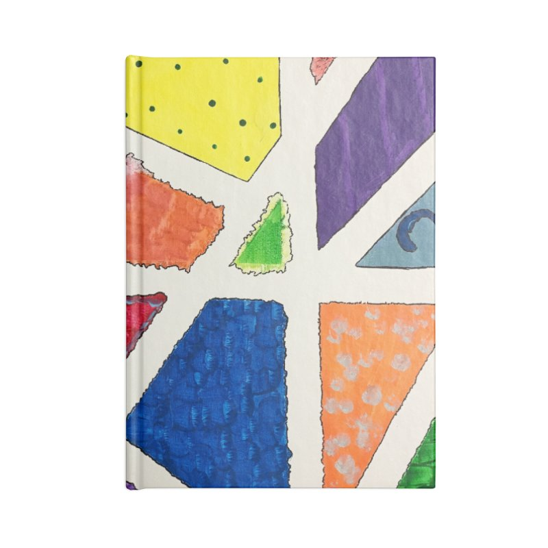 Perfect Lines Accessories Notebook by Access Art's Youth Artist Shop