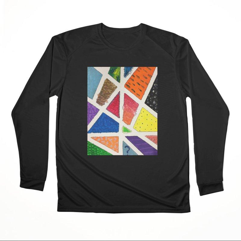 Perfect Lines Women's Longsleeve T-Shirt by Access Art's Youth Artist Shop