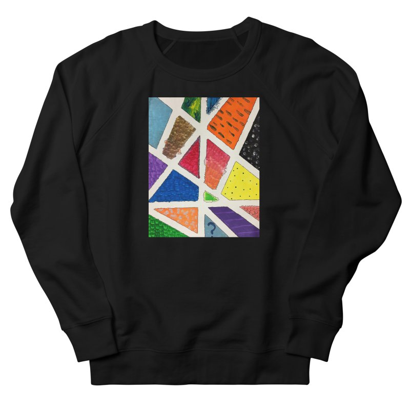 Perfect Lines Men's Sweatshirt by Access Art's Youth Artist Shop