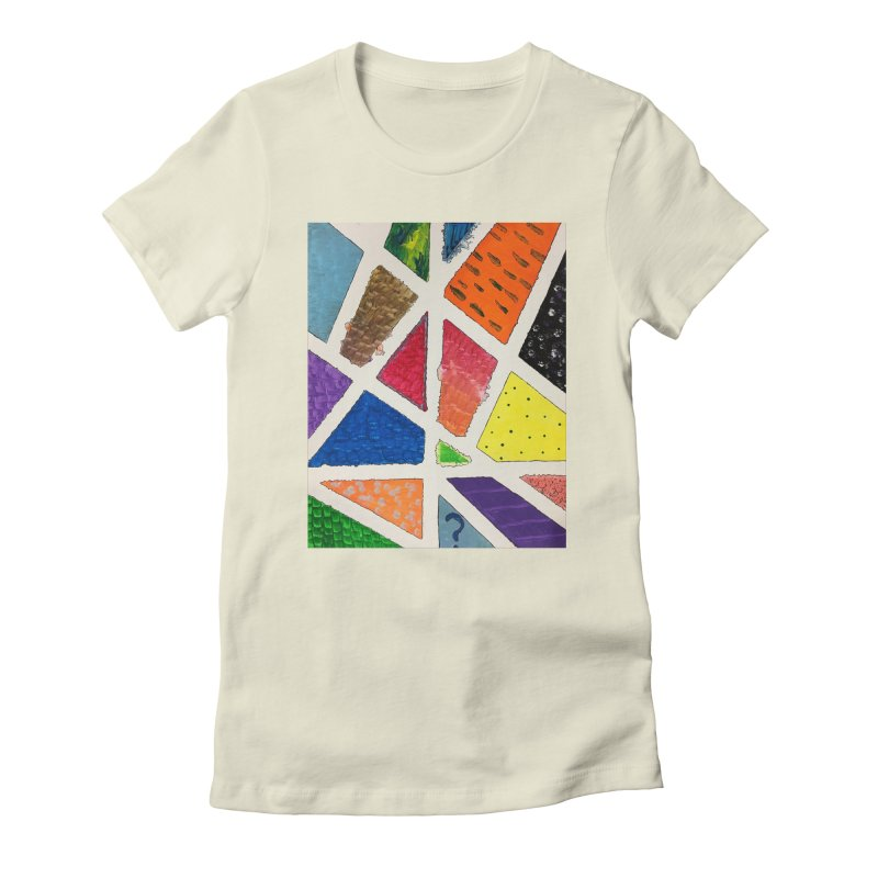 Perfect Lines Women's T-Shirt by Access Art's Youth Artist Shop
