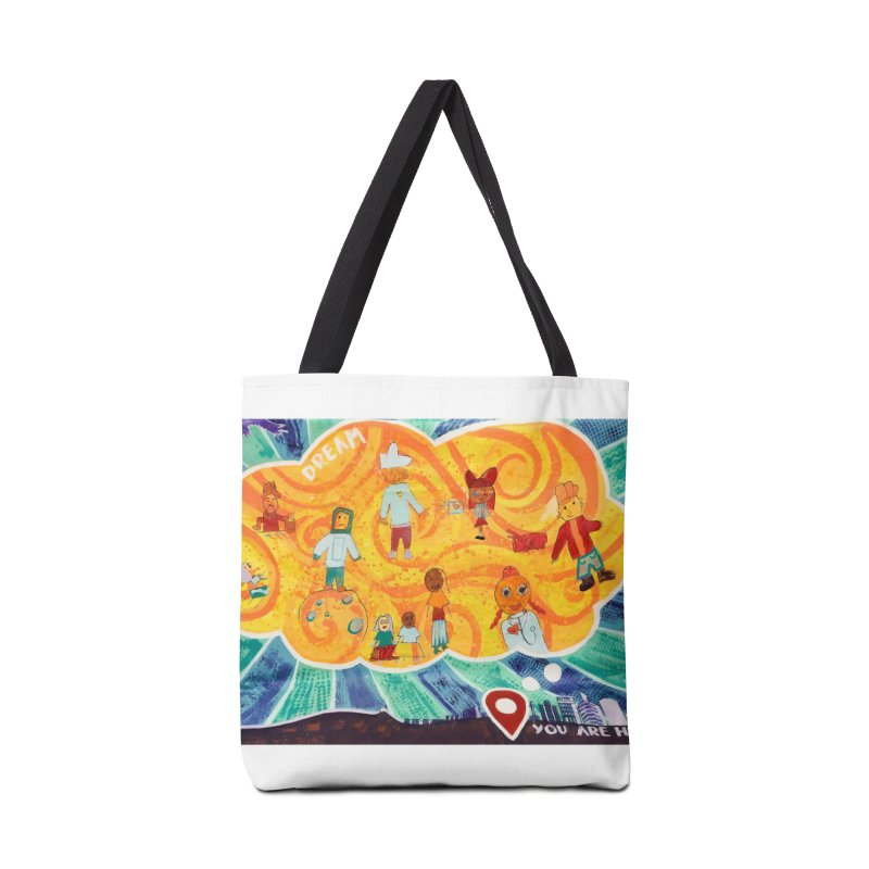 Dream: You Are Here Accessories Bag by Access Art's Youth Artist Shop