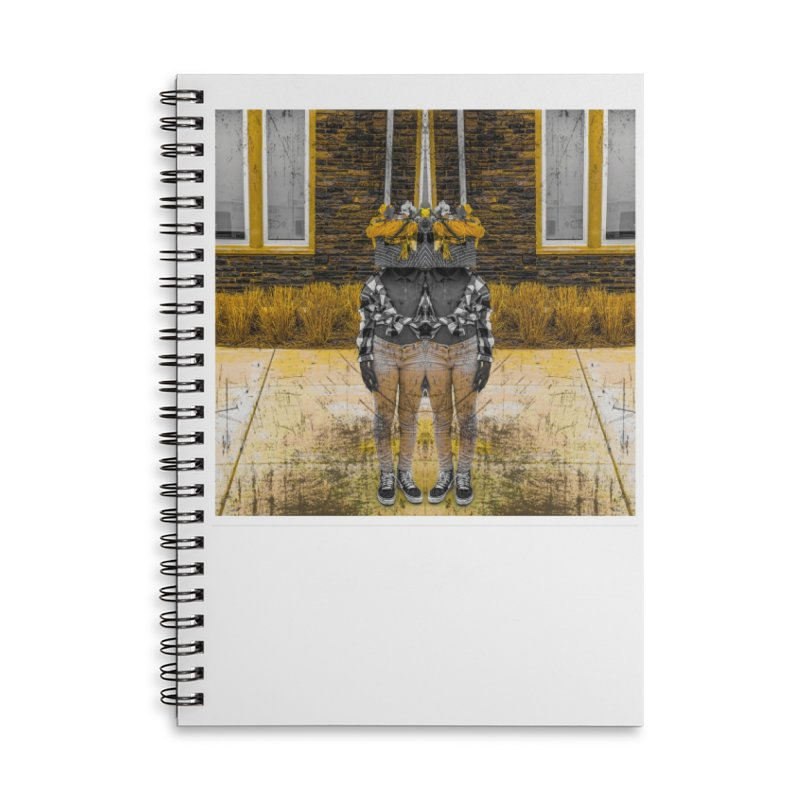I See Your Vision Accessories Notebook by Access Art's Youth Artist Shop