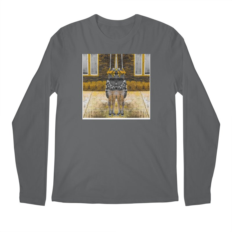 I See Your Vision Men's Longsleeve T-Shirt by Access Art's Youth Artist Shop