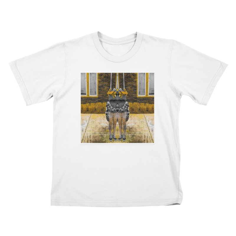 I See Your Vision Kids T-Shirt by Access Art's Youth Artist Shop