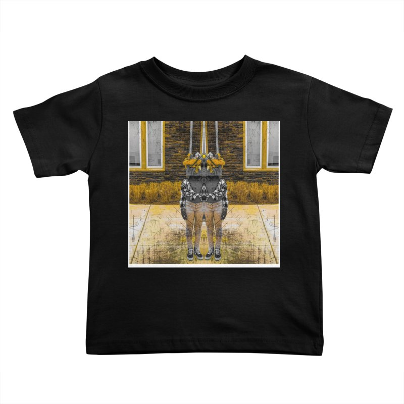 I See Your Vision Kids Toddler T-Shirt by Access Art's Youth Artist Shop