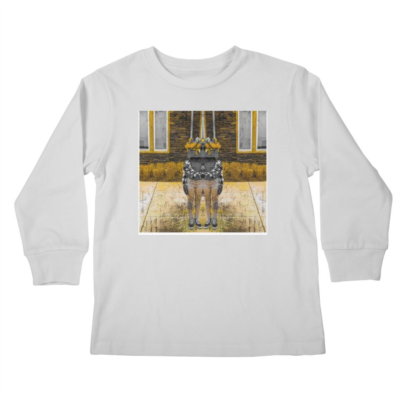 I See Your Vision Kids Longsleeve T-Shirt by Access Art's Youth Artist Shop