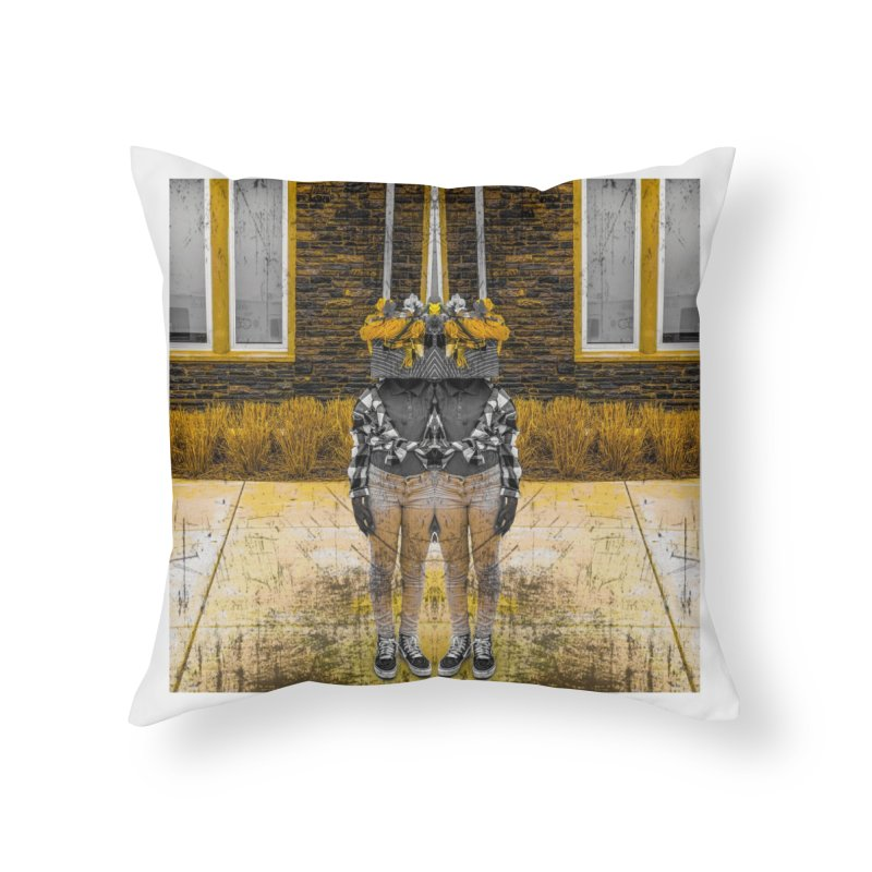 I See Your Vision Home Throw Pillow by Access Art's Youth Artist Shop