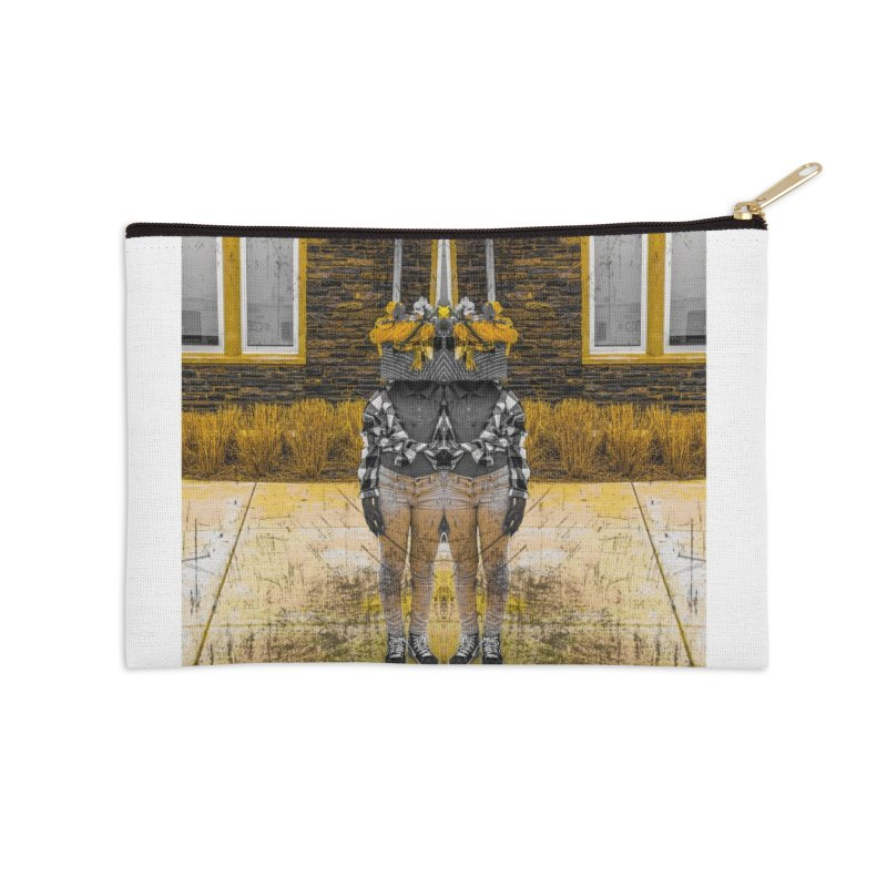 I See Your Vision Accessories Zip Pouch by Access Art's Youth Artist Shop
