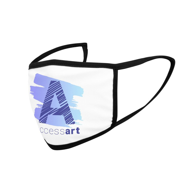 Access Art Connects Accessories Face Mask by Access Art's Youth Artist Shop