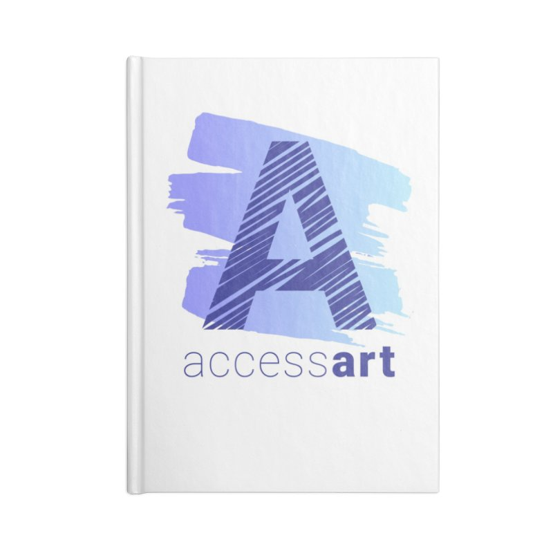 Access Art Connects Accessories Notebook by Access Art's Youth Artist Shop