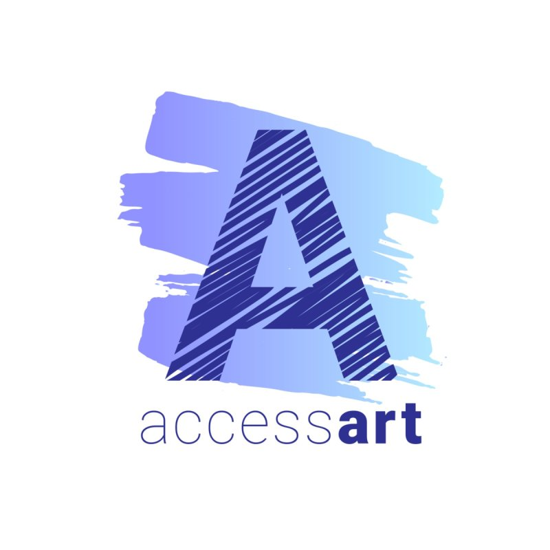 Access Art Connects Accessories Sticker by Access Art's Youth Artist Shop