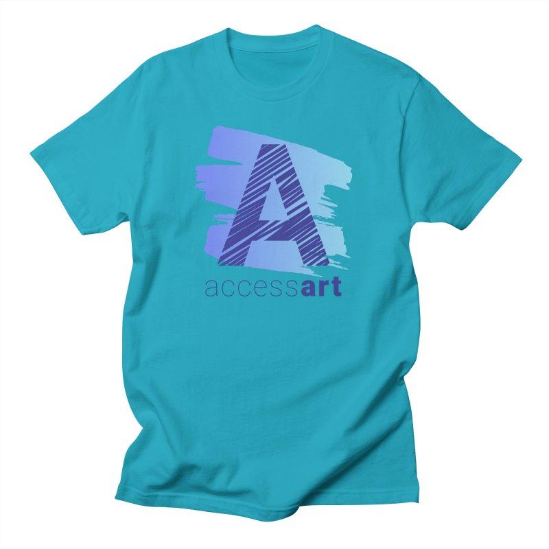 Access Art Connects Women's T-Shirt by Access Art's Youth Artist Shop