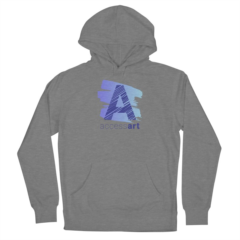 Access Art Connects Women's Pullover Hoody by Access Art's Youth Artist Shop