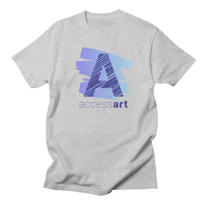 Access Art Connects Men's T-Shirt by Access Art's Youth Artist Shop