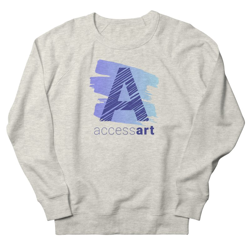 Access Art Connects Men's Sweatshirt by Access Art's Youth Artist Shop
