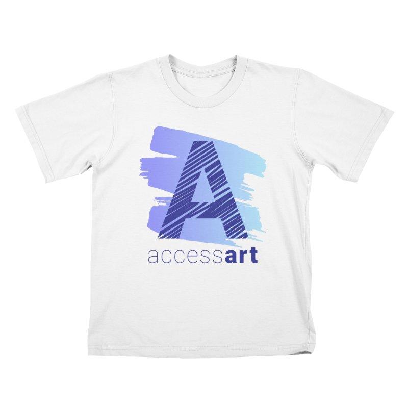 Access Art Connects Kids T-Shirt by Access Art's Youth Artist Shop