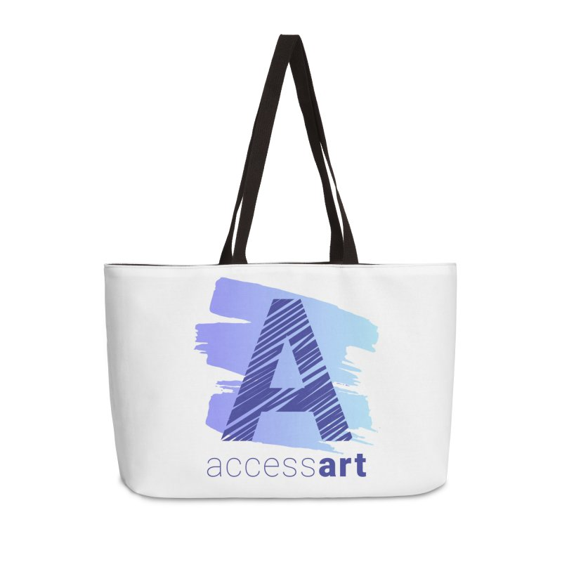 Access Art Connects Accessories Bag by Access Art's Youth Artist Shop