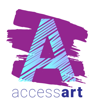 Access Art's Youth Artist Shop Logo